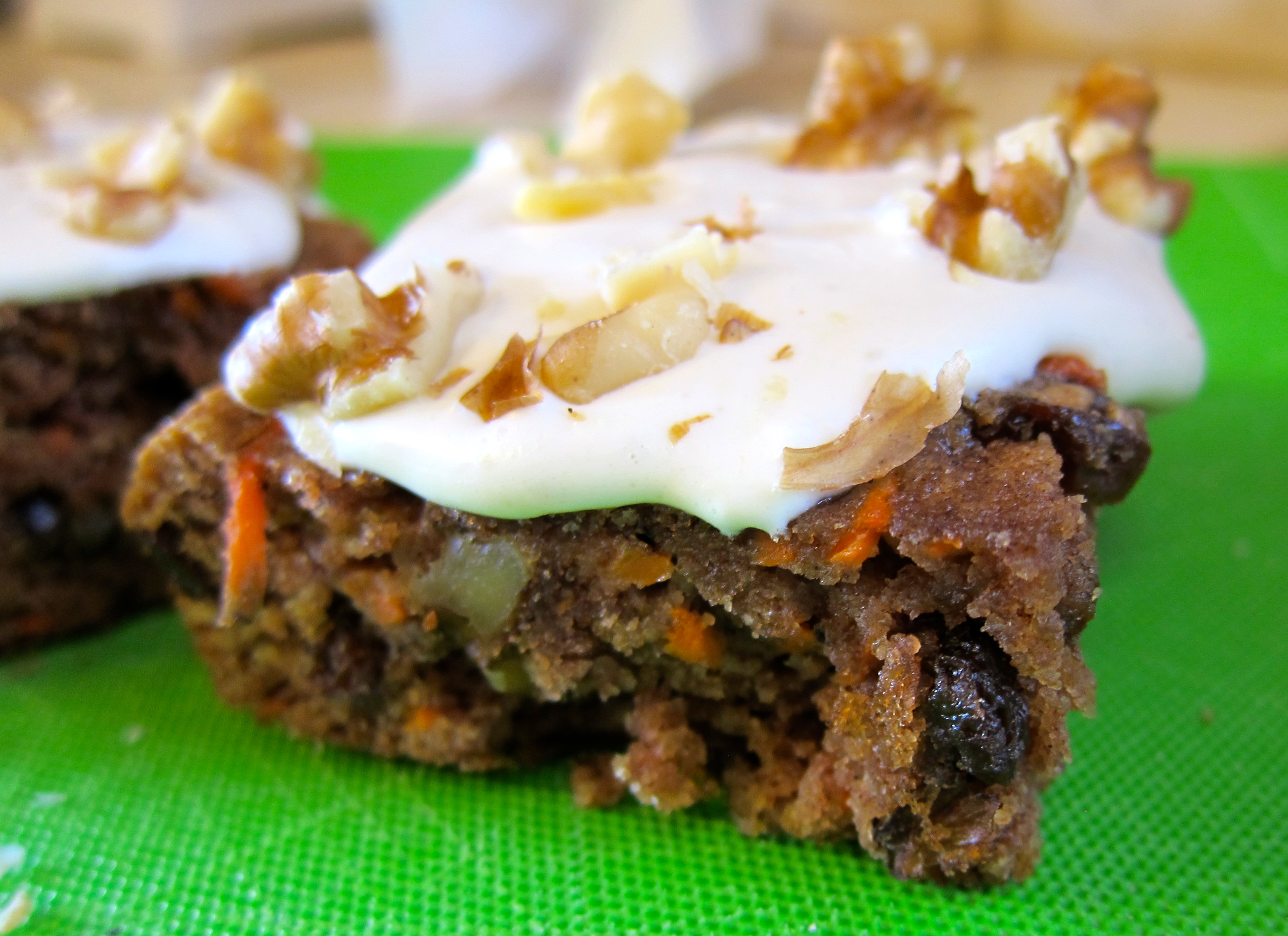 Carrot And Almond Meal Cake Recipe