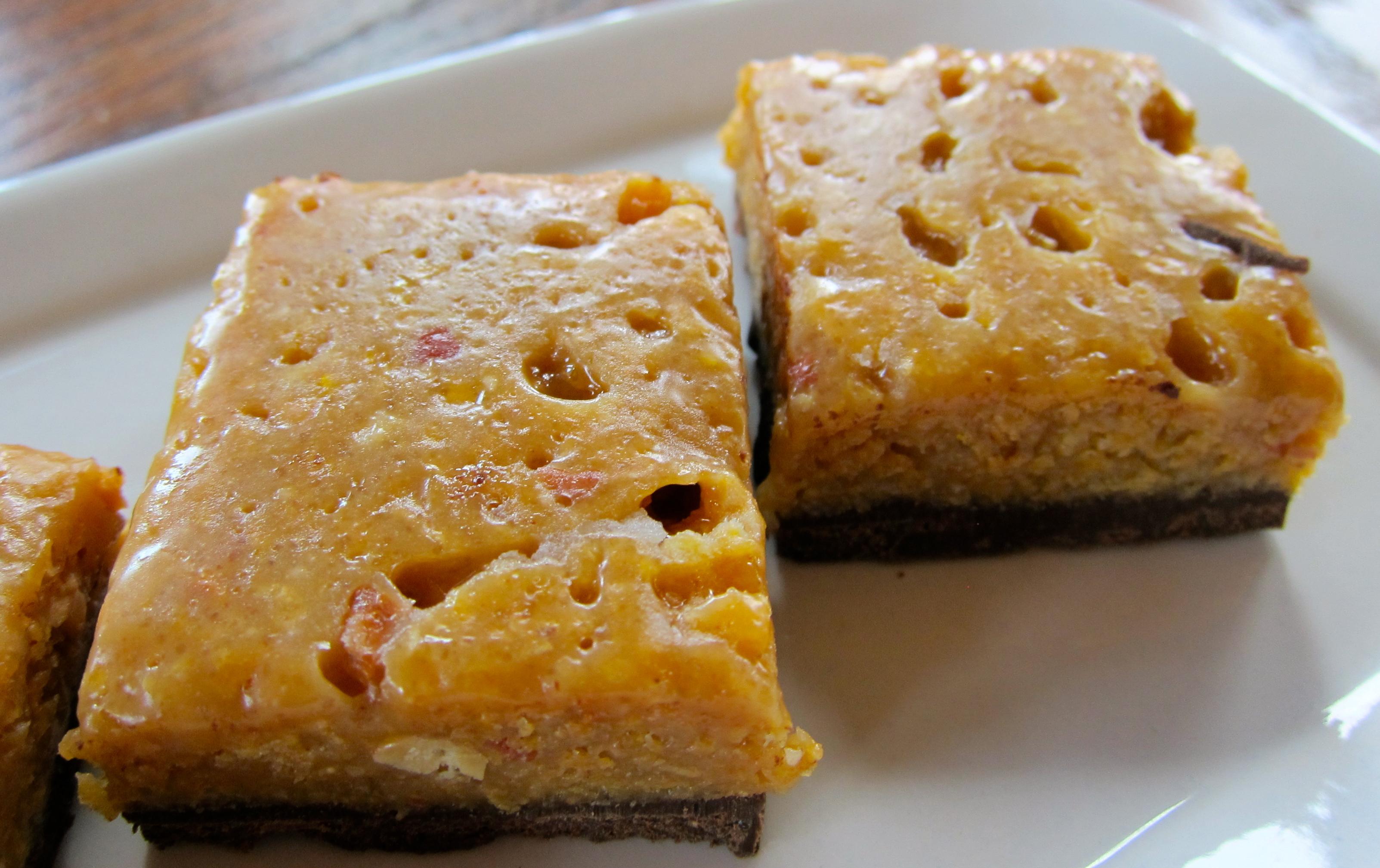No-Bake Crispy Peanut Butter Chocolate Squares – Simply Living ...